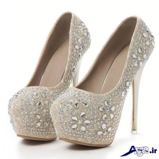 مدل کفش عروس جدید و مدرن