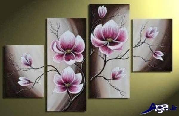 نقاشی روی چوب