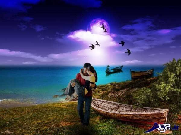 عکس رویایی رمانتیک