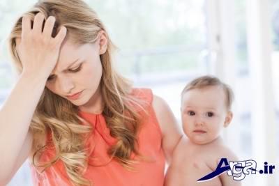 تولد نوزاد و افسردگی پس از آن
