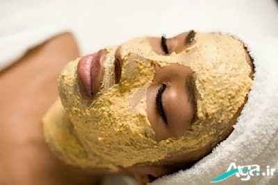 معرفی انواع ماسک هلی طبیعی صورت