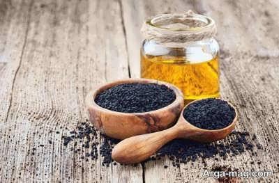 فواید استفاده روغن سیاه دانه