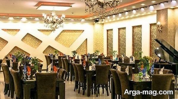 جالب ترین طراحی رستوران کلاسیک