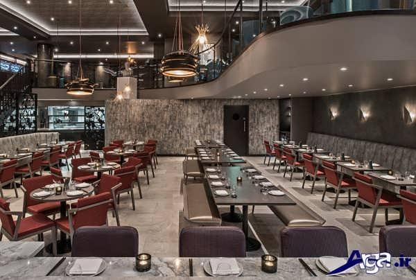 دکوراسیون جدید رستوران