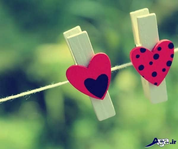 عکس قلب زیبا