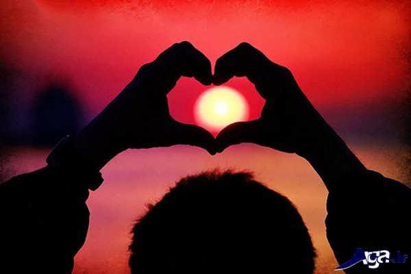 تصاویر قلب عاشقانه
