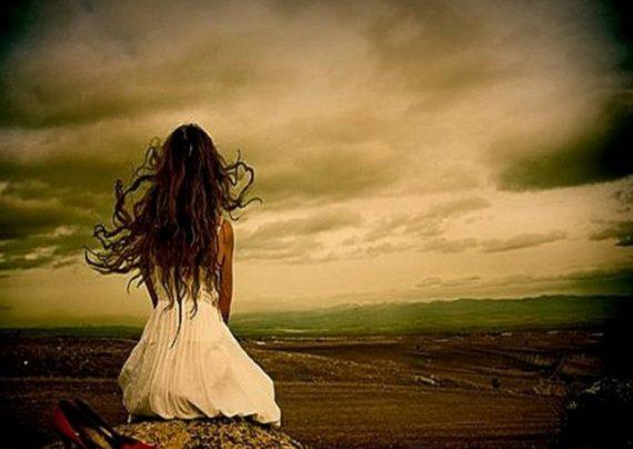 متن غمگین تنهایی