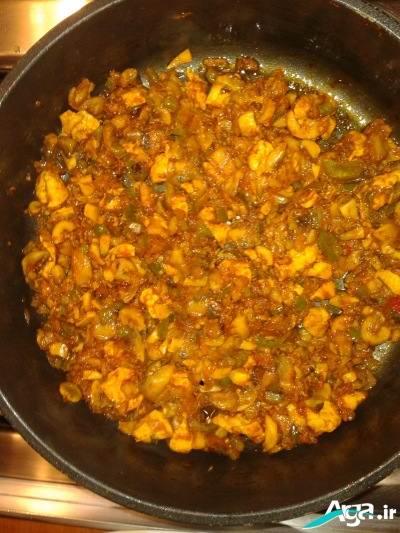 طرز تهیه اسنک سبزیجات