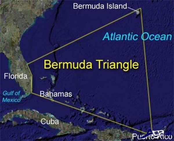 عکس های مثلث برمودا