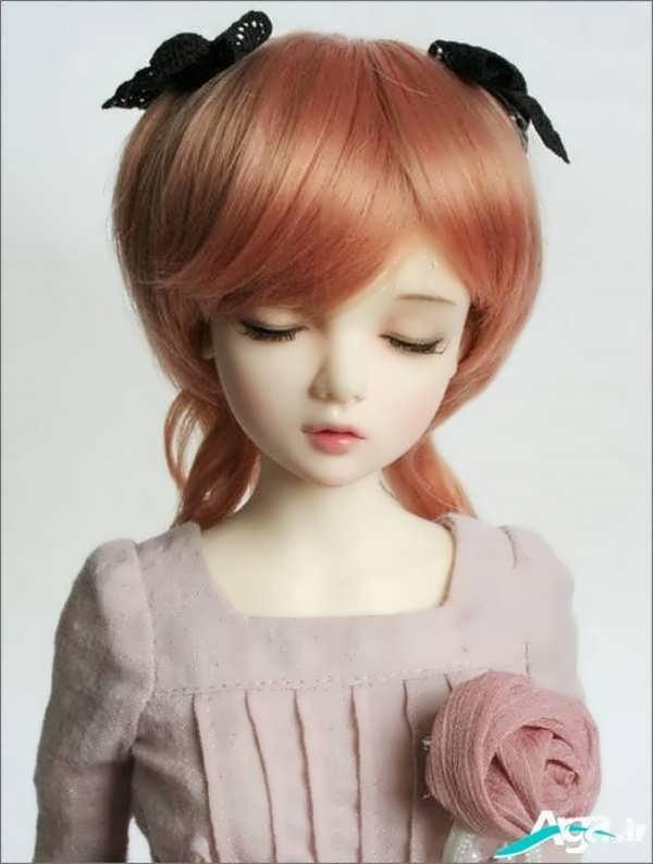مدل های متنوع موی عروسکی