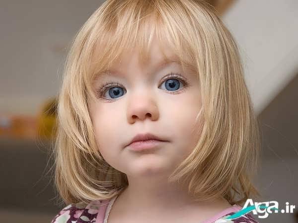 مدل مو دختر بچه شیک