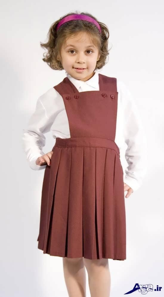 مدل سارافون بچه گانه با طرح متفاوت