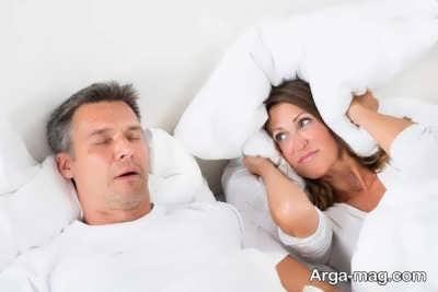 درمان خروپف با روش های خانگی