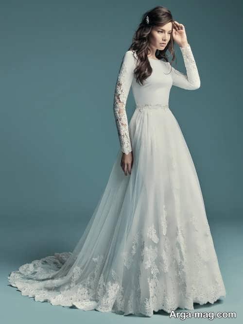 پیراهن عروس زیبا