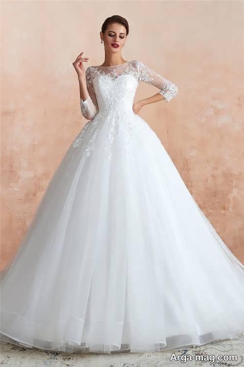 پیراهن عروس زیبا و خاص