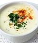 سوپ سفید خوشمزه با طرز تهیه آسان