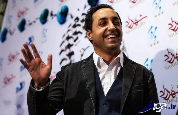 عکس بازیگر مرد سریال شهرزاد
