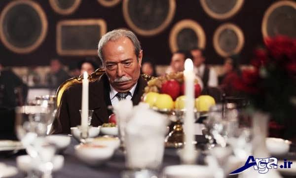 عکس علی نصیریان در سریال شهرزاد