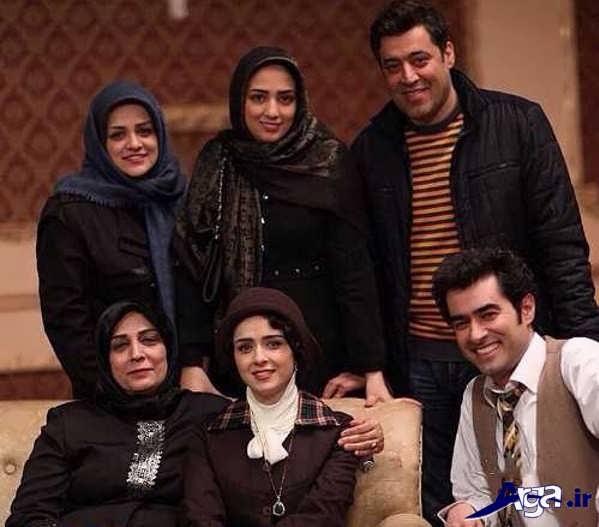 عکس بازیگران سریال شهرزاد