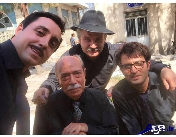 عکس جدید سریال شهرزاد