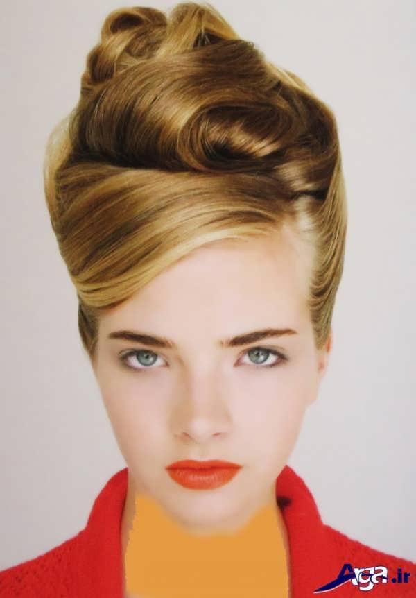 انواع مدل های آرایش موی دخترانه