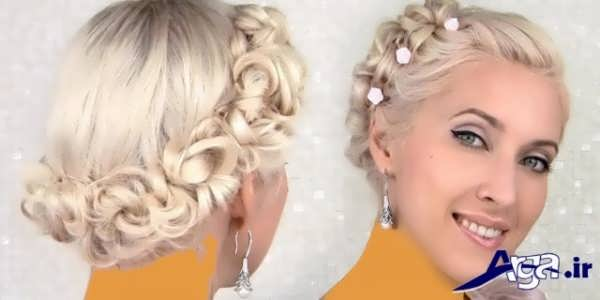 مدل موی شیک و مدرن بسته