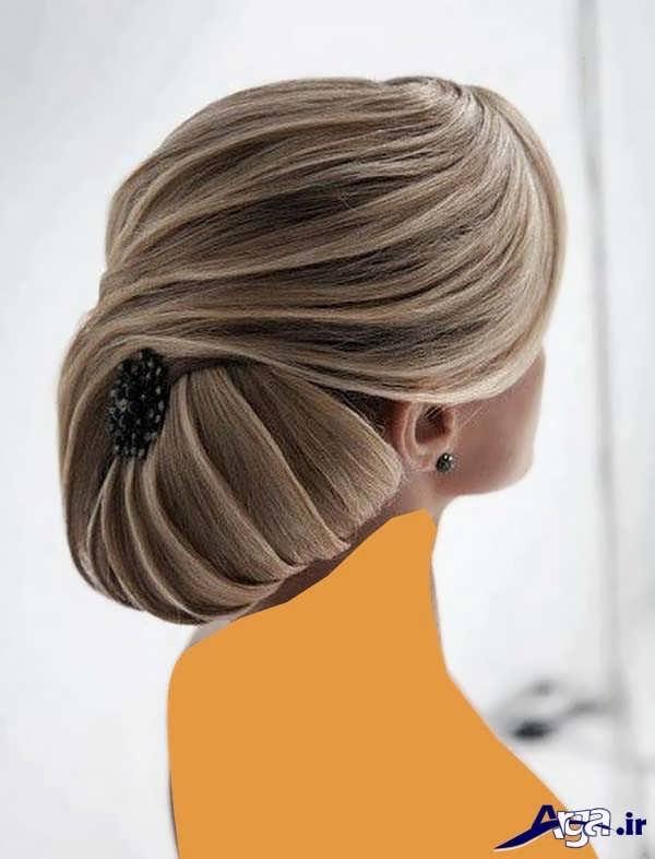 مدل زیا و فوق العاده آرایش موی مجلسی 2016