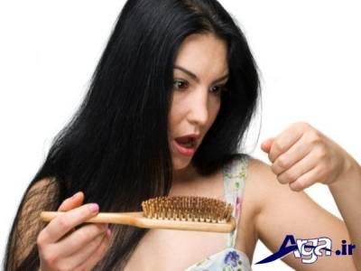 شایع ترین عوامل ریزش مو