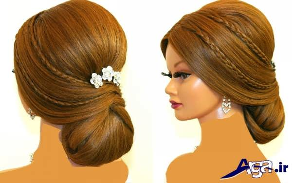 انواع مدل موی نامزدی 2016