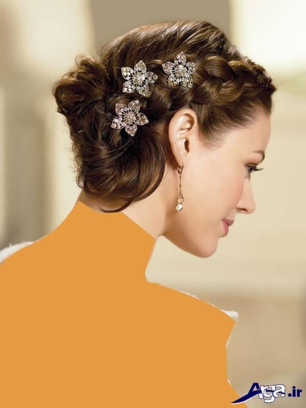 مدل موی بسته مناسب جشن نامزدی