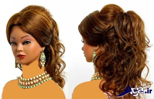 انواع مدل موی باز و بسته