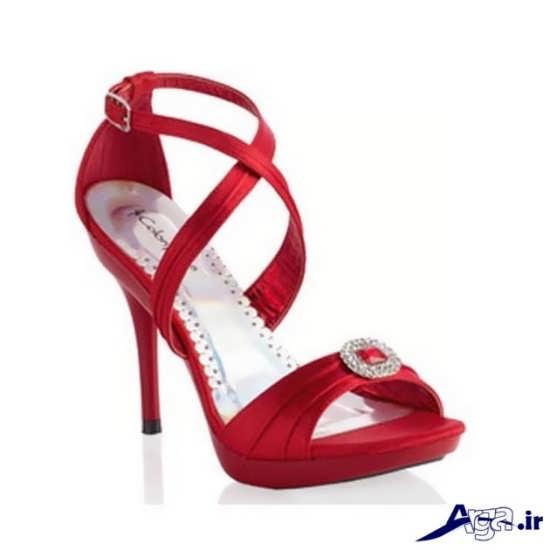 مجموعه کفش های پاشنه بلند ساده و مجلسی
