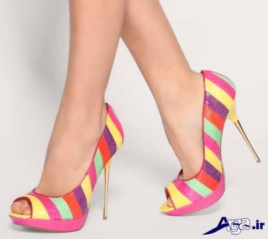 کفش پاشنه بلند 2016