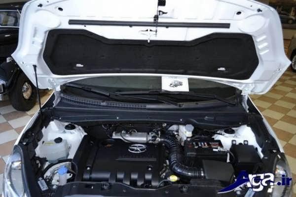 مشخصات فنی خودروجک