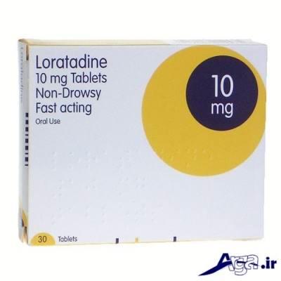 بیماری های قابل درمان با لوراتادین