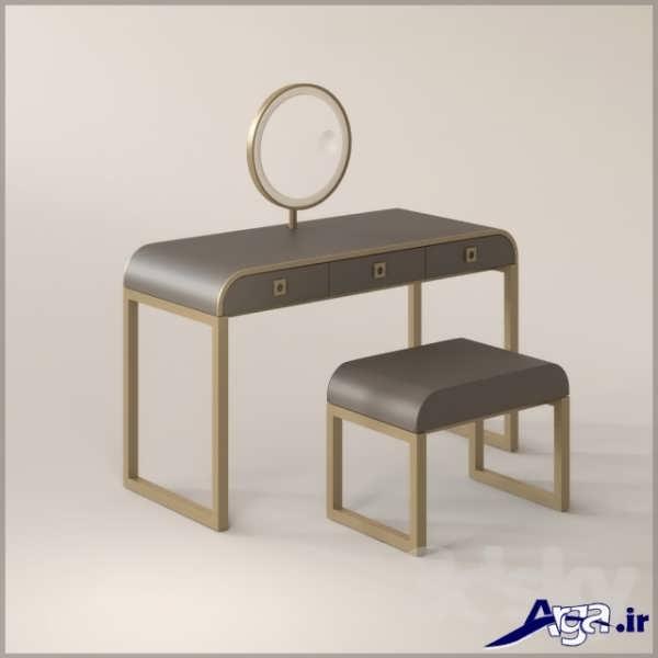 مدل میز آرایش ساده