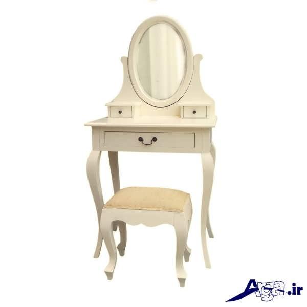 مدل میز آرایش سفید