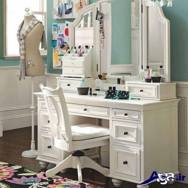 مدل میز آرایش دخترانه