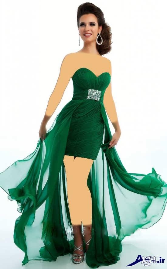مدل لباس حنابندان با تور
