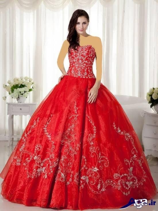 لباس حنابندان با دامن و بالاتنه کار شده