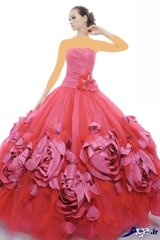 لباس حنابندان پرنسسی 2016