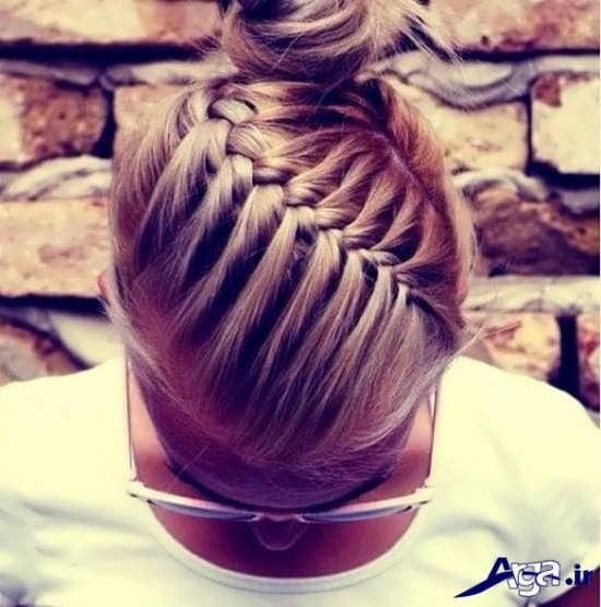 بافت مو در طرح های متنوع و منحصر به فرد