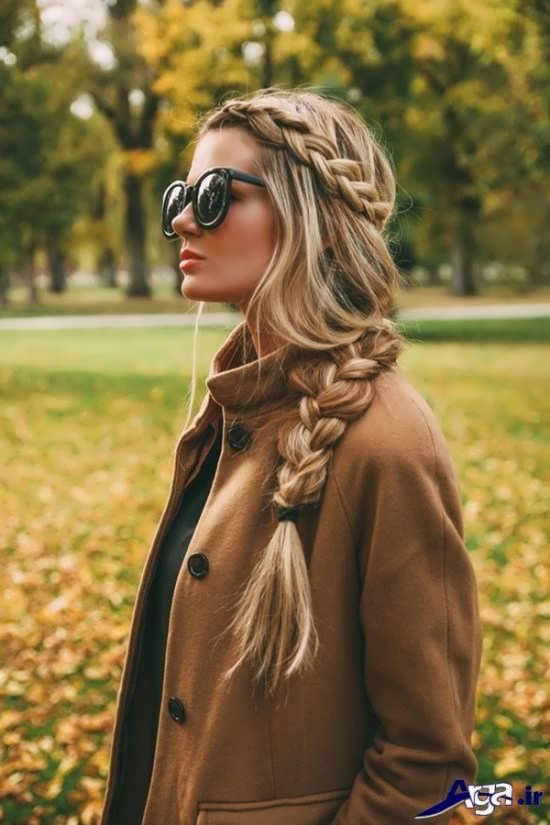 بافت مو با روش های جدید و متفاوت