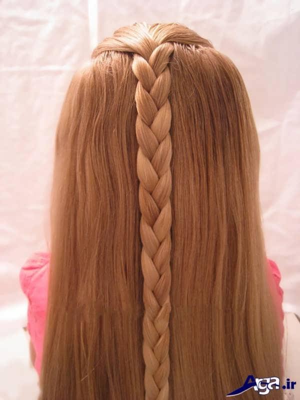 انواع مدل های جدید بافت مو