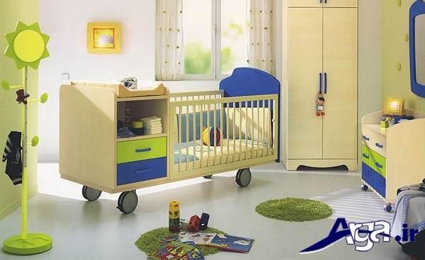 جدیدترین ست سرویس خواب نوزاد