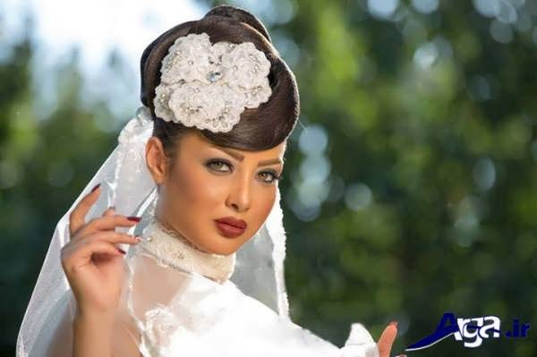 انواع متنوع میکاپ عروس