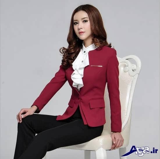 مدل کت و شلواز زنانه کره ای