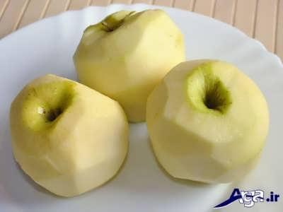 سیب پوست کنده