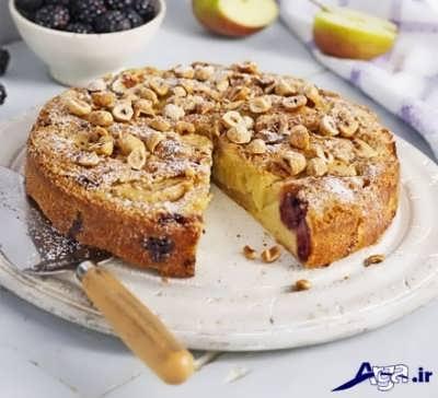 روش تهیه کیک سیب در منزل