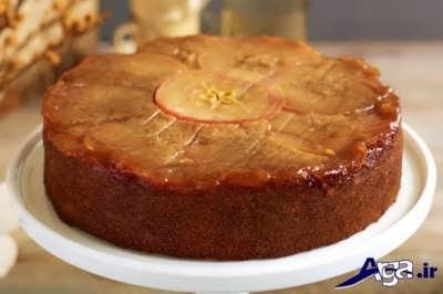 روش تهیه کیک سیب خوش طعم